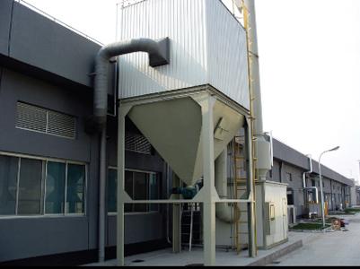 GCMC2-II型袋式脉冲除尘器