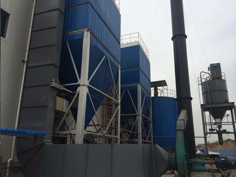 水煤浆锅炉除尘器
